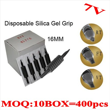 400pcs 7V  Disposable grips without needles 16MM